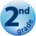 2nd Grade Button