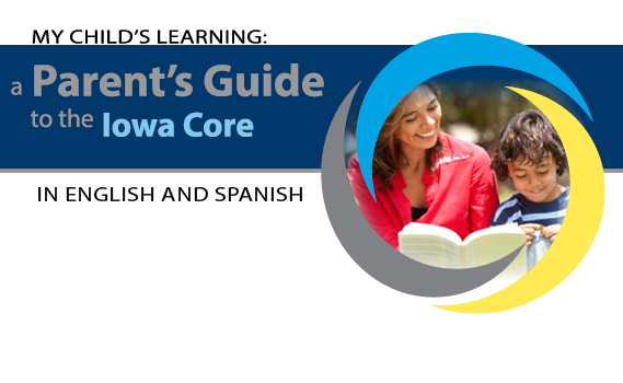 Iowa Core Parent's Guides