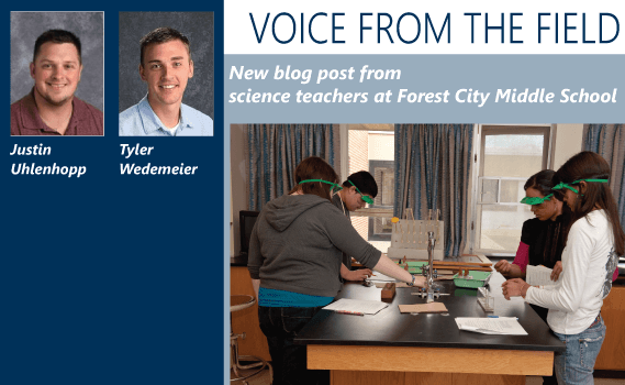 March 2017 Voice from the Field blog post