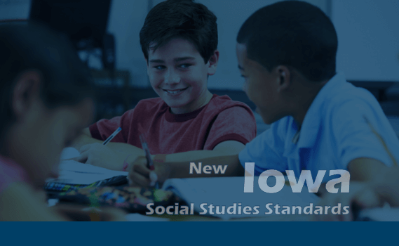 New Iowa Social Studies Standards